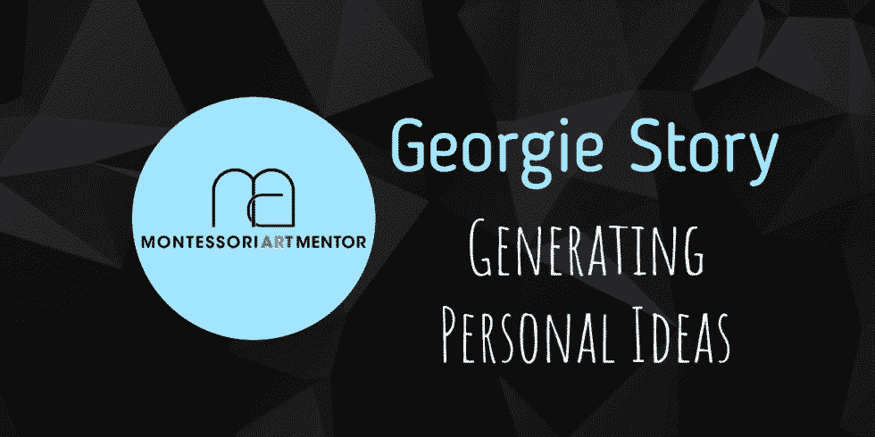 Georgie Story - Generating Personal Ideas